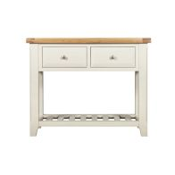 See more information about the Harmony White 2 Drawer Console Table
