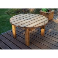 See more information about the Charles Taylor Circular Coffee Garden Table