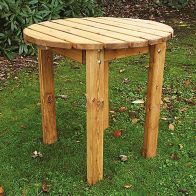 See more information about the Two Seater Scandinavian Redwood Garden Table