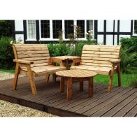 See more information about the Charles Taylor 4 Seat Corner Garden Furniture Set