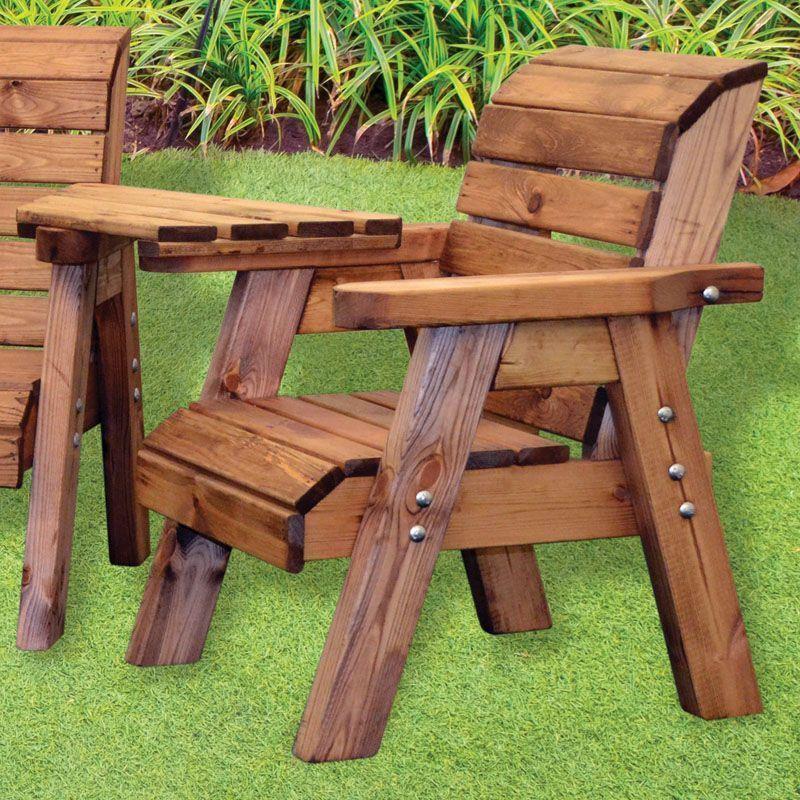 Buy Charles Taylor Little Fellas 4 Seat Redwood Childrens ...