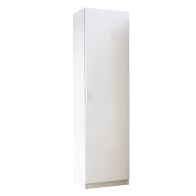See more information about the High Gloss Shoe Storage White 1 Door 150cm