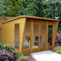 See more information about the Shire Highclere Garden Summerhouse (10' x 8')