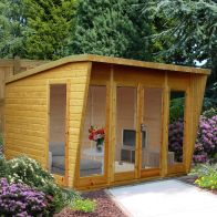 See more information about the Shire Highclere Shiplap Garden Summerhouse 10' x 10'
