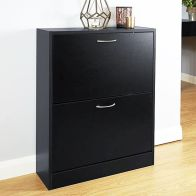 See more information about the Humphrey Shoe Storage Black 2 Door