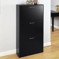 See more information about the Humphrey Shoe Storage Black 3 Door
