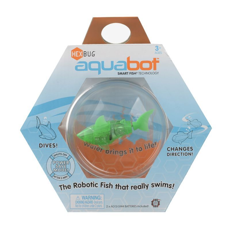 Buy aqua bot with bowl online at cherry lane for Aquabot smart fish