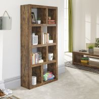 Storage and bookcases