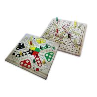 See more information about the Games Hub Snakes & Ladders Board Game