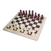 See more information about the Chess & Draughts Board Game