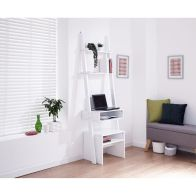 See more information about the Ladder 2 Piece Desk Set White