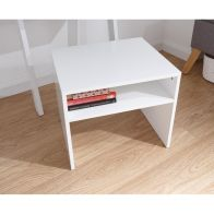 See more information about the Ladder Stool White