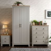 See more information about the Lancaster Grey 3 Piece Furniture Set