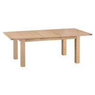 See more information about the Monica Oak 1.7m - 2.2m Extending Dining Table
