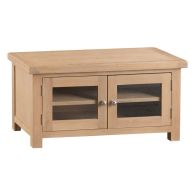 See more information about the Oak Cupboard 2 Doors Natural Lime-Washed Oak with Dovetailed Joints