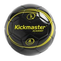 See more information about the Kickmaster Academy Size 4 Training Ball Black