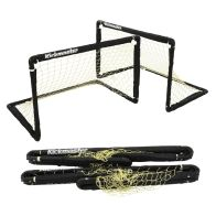 See more information about the Kickmaster Folding One on One Goal Set Black