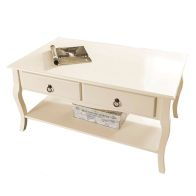 See more information about the Marianne Coffee Table Cream 1 Shelf