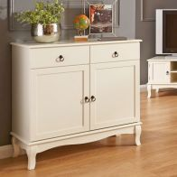See more information about the Marianne Sideboard Cream 2 Door 2 Drawer