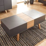 See more information about the Modena Coffee Table Brown