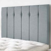 See more information about the Ambleside Weave Fabric Blue 5ft King Size Bed Headboard