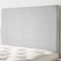 See more information about the Ardley Linen Fabric Silver 6ft Super King Size Bed Headboard