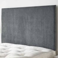 See more information about the Ardley Linen Fabric Grey 6ft Super King Size Bed Headboard