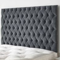 See more information about the Windermere Headboard Grey Single
