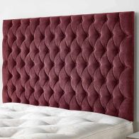 See more information about the Windermere Headboard Red Single
