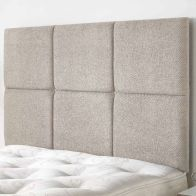 See more information about the Kirkconnell Headboard Cream Single