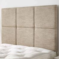 See more information about the Kirkconnell Headboard Brown Single
