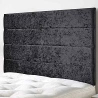See more information about the Loxley Headboard Black Single