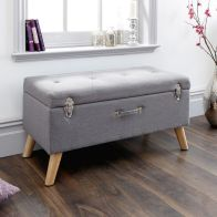 See more information about the Minstrel Storage Ottoman Grey