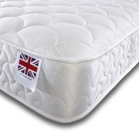 See more information about the Moon Bonnell Sprung Memory Mattress Small Single Medium