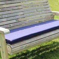See more information about the Croft Blue 3 Seat Cushion