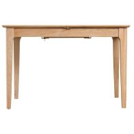 See more information about the Campton Oak Extending Butterfly Table (1.2m to 1.65m)