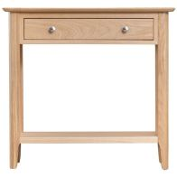 See more information about the Bayview Light Oak Home Console Table