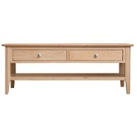 See more information about the Bayview Light Oak Large Living Room Coffee Table