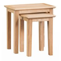 See more information about the Bayview Duo Nest of Tables Oak