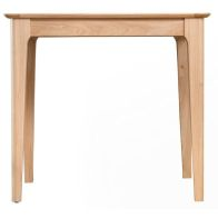 See more information about the Bayview Light Oak Small Fixed Top Table