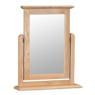 See more information about the Bayview Trinket Mirror Oak