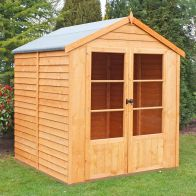 See more information about the Shire Oatland Garden Summerhouse (6' x 6')