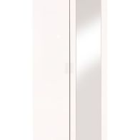 See more information about the Ottawa Wardrobe White & Oak Style 2 Door With Mirror