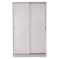 See more information about the Ottawa Sliding Wardrobe White 2 Door