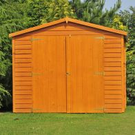 See more information about the Shire Overlap Garden Shed 10' x 10'