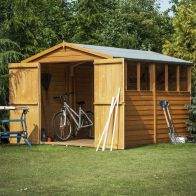 See more information about the Shire Overlap Garden Shed 12' x 6'