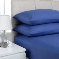 See more information about the Fusion Single Bedsheet Fitted Blue