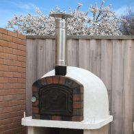 See more information about the Outdoor Premier Wood Fired Pizza Oven