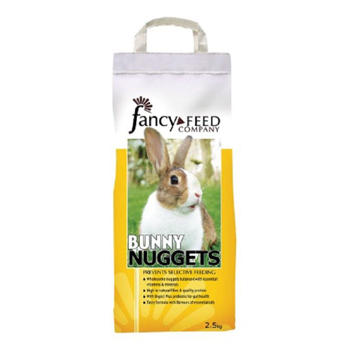 Small animal feed