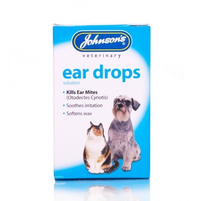 Johnsons Dog Ear Drops Reviews